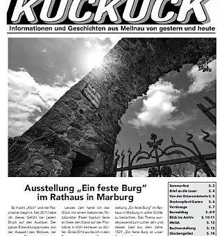 Mellnauer Kuckuck, Ausgabe 3/2017