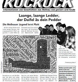 Mellnauer Kuckuck, Ausgabe 2 / 2018