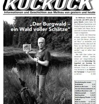 Mellnauer Kuckuck, Ausgabe 4 / 2018