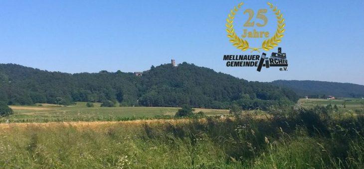 25 Jahre Mellnauer Gemeindearchiv